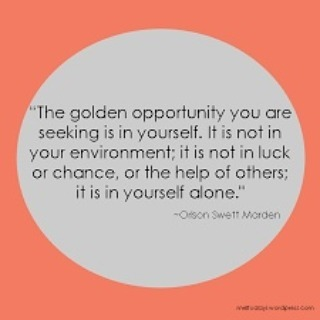 """The golden opportunity you are seeking, is in yourself. It is not in your environment: it is not in luck of chance, or the help of other; it is in yourself alone."" -Orison Swett Marden . . . #fitness #fitnessmodels #fitnessmotivation #fitnessinspiration #inspiration #inspirational #inspirationalquotes #motivational #motivationalquotes #photooftheday #tbt #family #musicheals #music #musicproducer #musicpromotion #musically #musica #love #like4like #followforfollow #peace #gold #goldenopportunity #singersongwriter #treatothershowyouwanttobetreated"