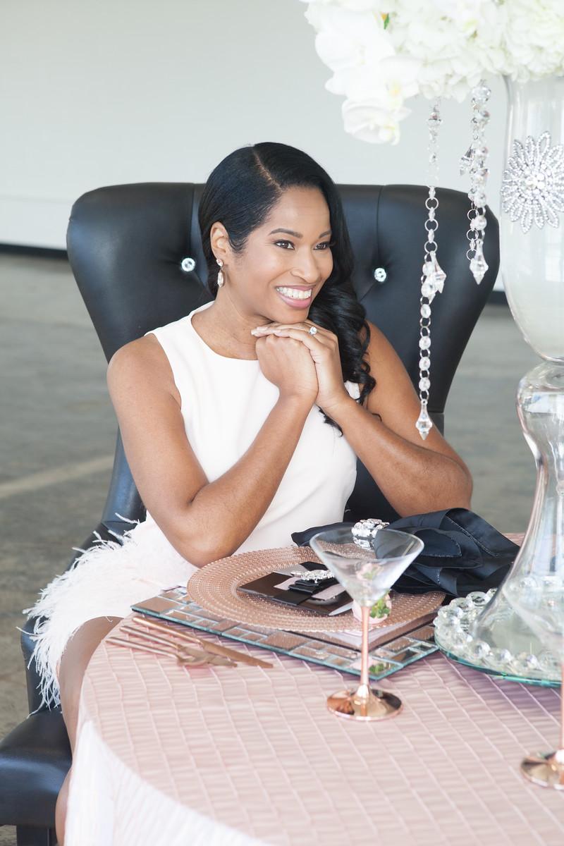 Adrienne Ruff   Owner & Event Designer