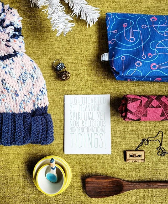 CHICAGO, If you're looking for last minute gifts, @wolfbaitchicago, @apt528 + @chifairtrade have got you covered! 📸: @apt528