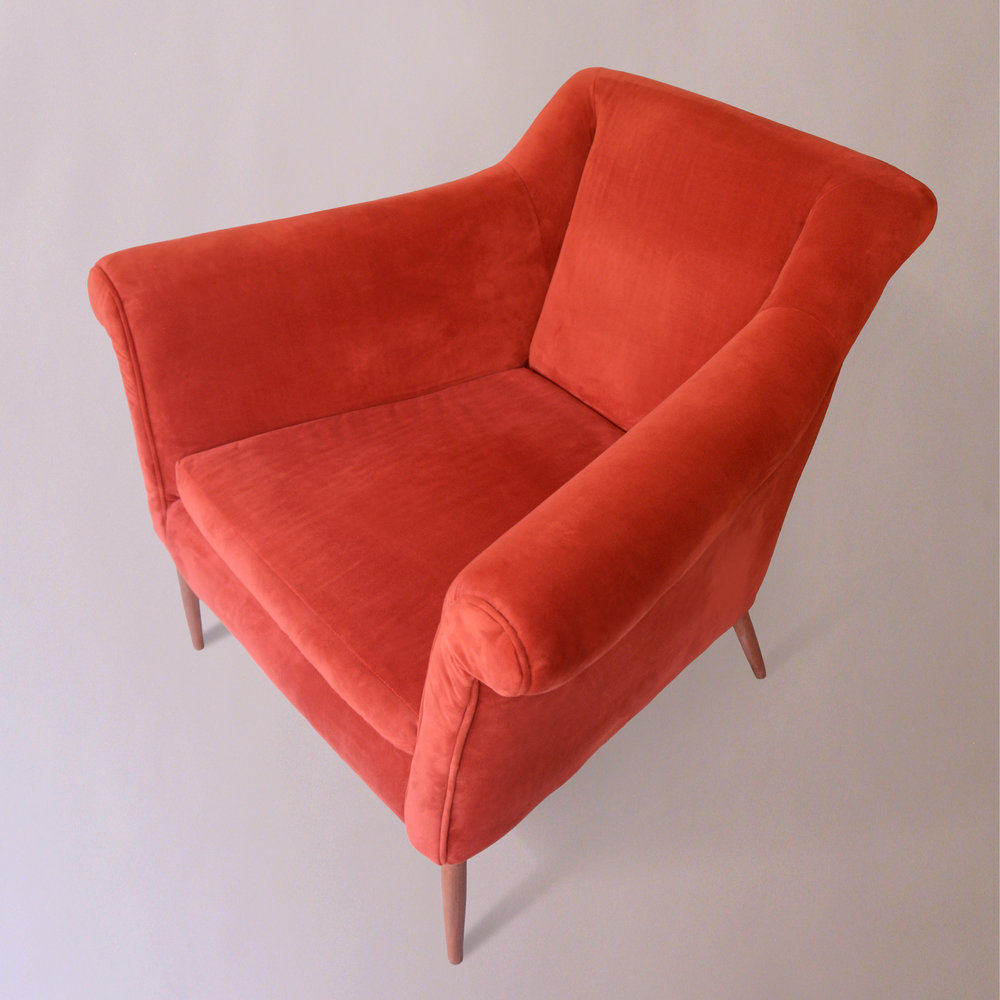 My Red Chair (2017)