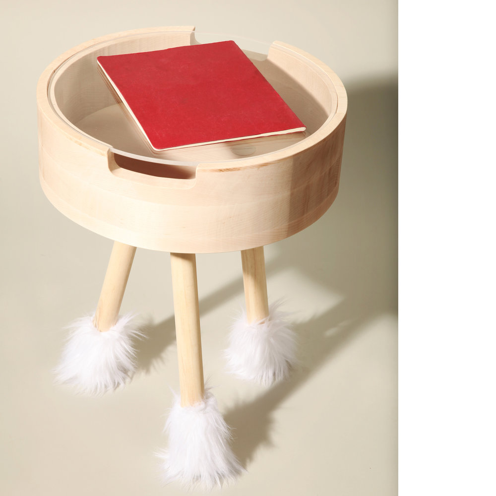 Socks Side Table (2016)