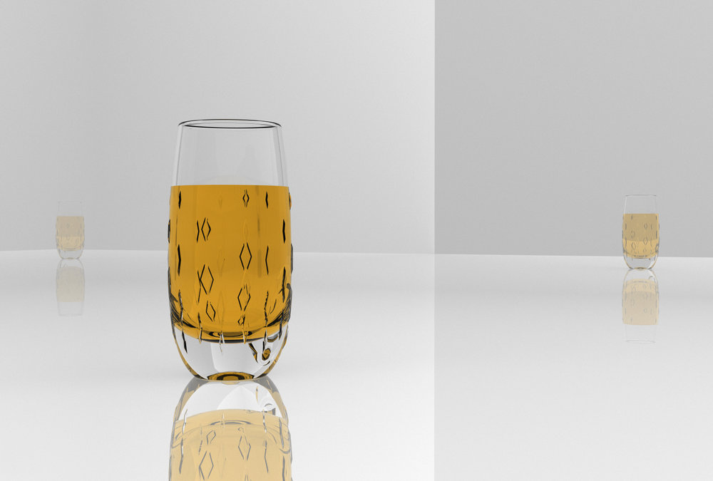 Juice Glass Concept (2017)