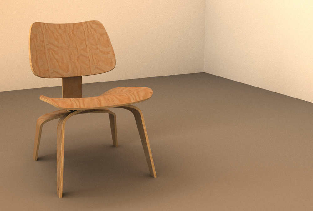 Eames Chair (2017)