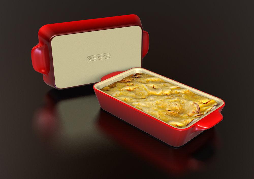 Le Creuset Rectangular Dish (2017)
