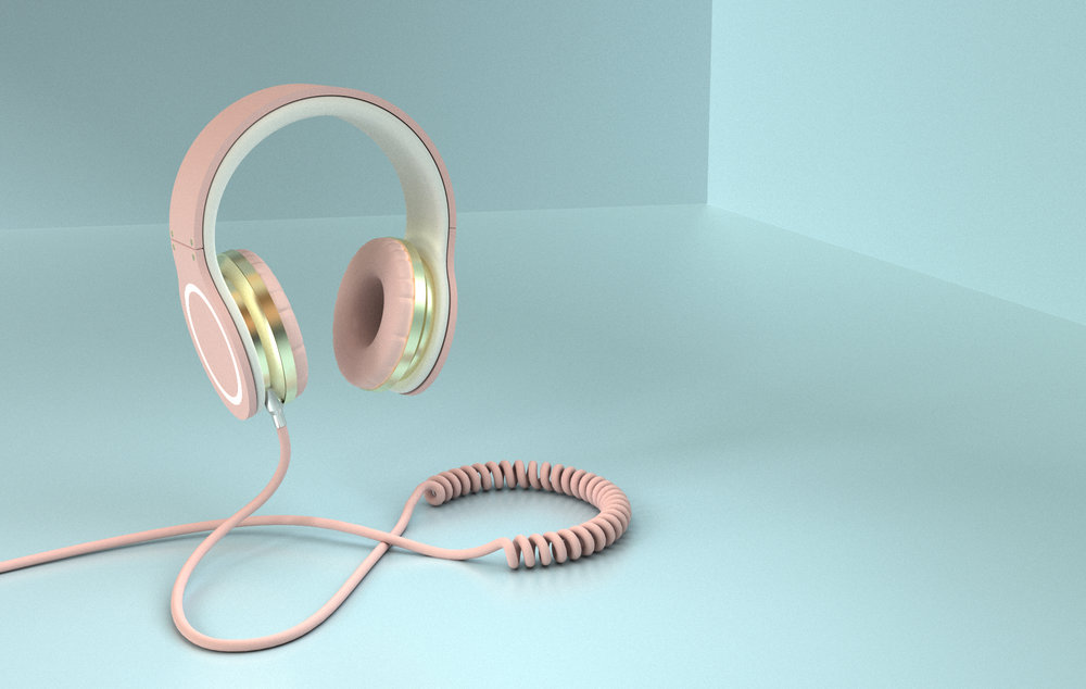 Headphones Concept (2017)