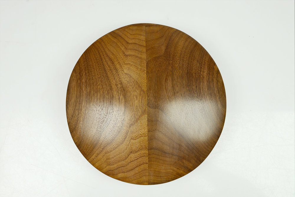 Walnut Disc (2015)