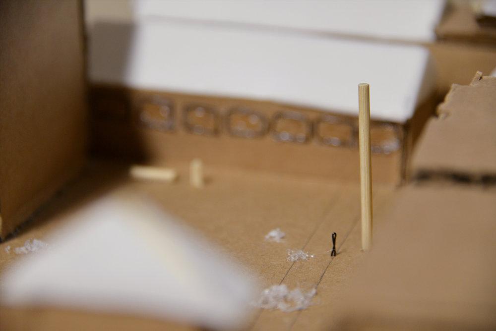 Architectural Model (2015)