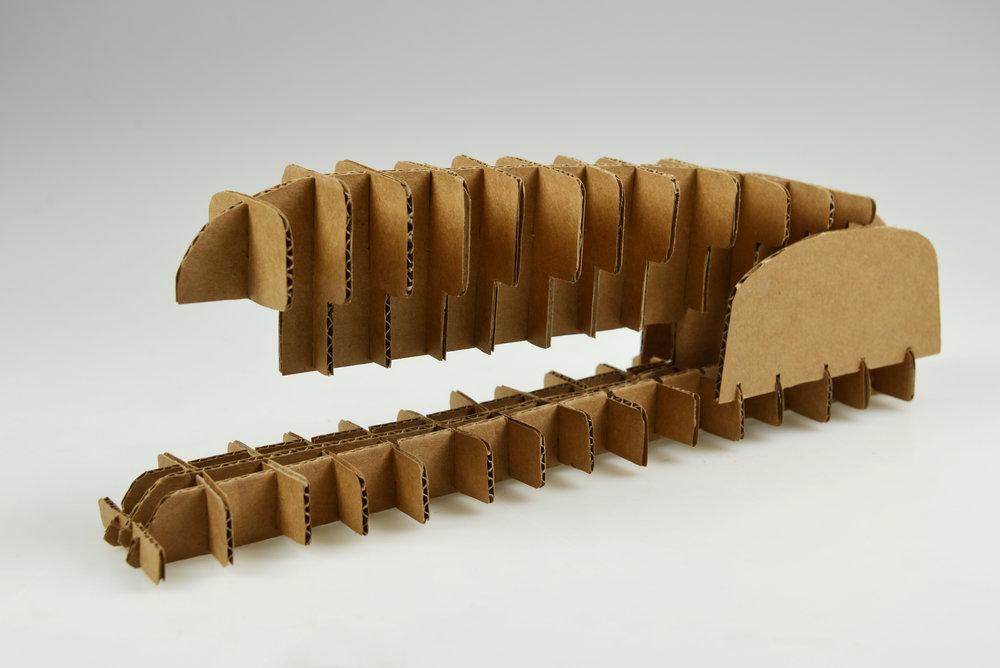 Stapler Fin Model (2015)