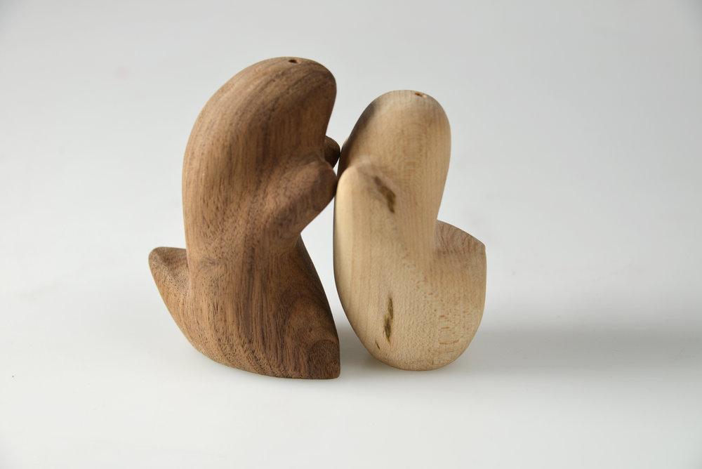 Wood Model (2016)