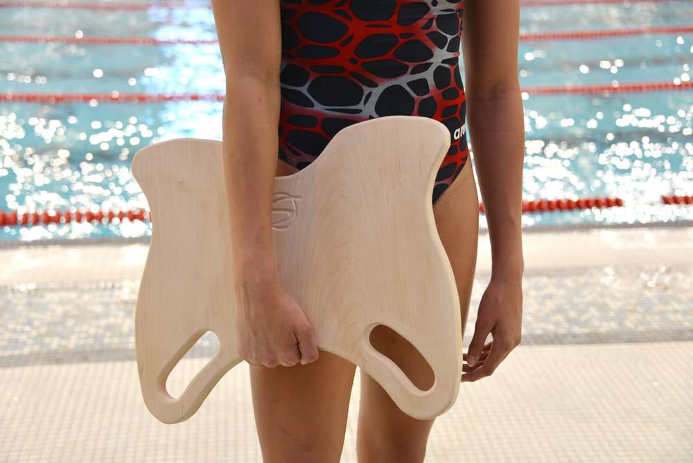 Maple Kickboard Model (2016)