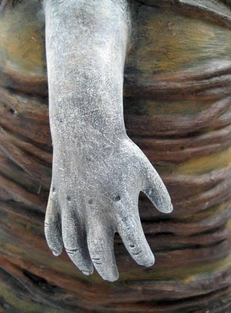 Linonophobia (Hand Detail)