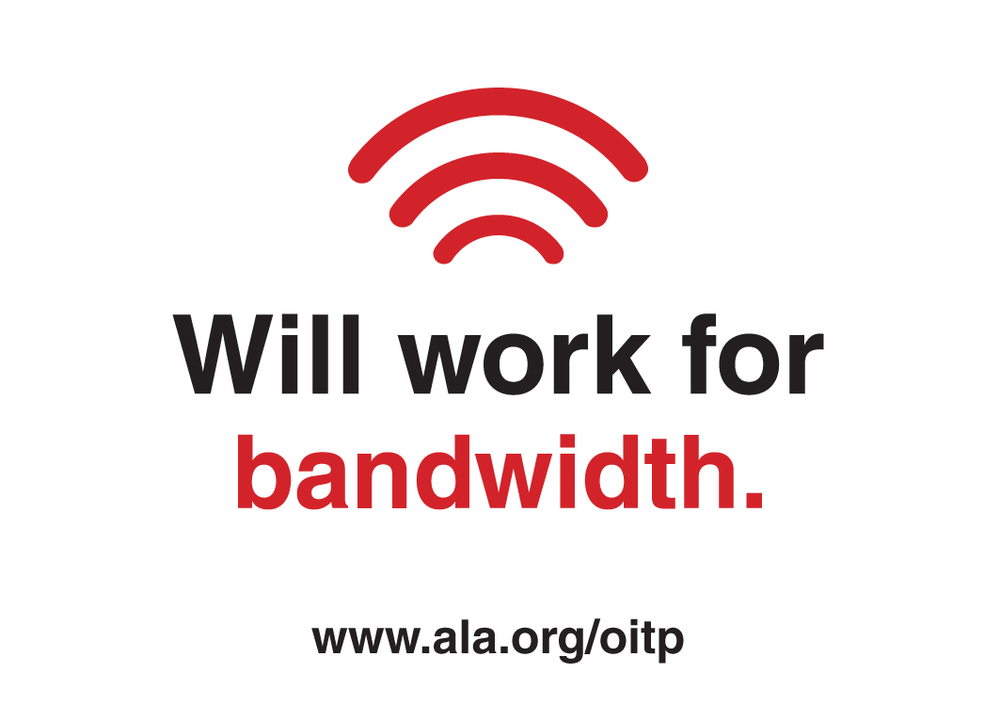 "americanlibraryassoc: All types of libraries – public, school and academic - need affordable ""big pipe"" broadband connectivity to meet the ever-increasing needs of library users. Broadband & E-rate"