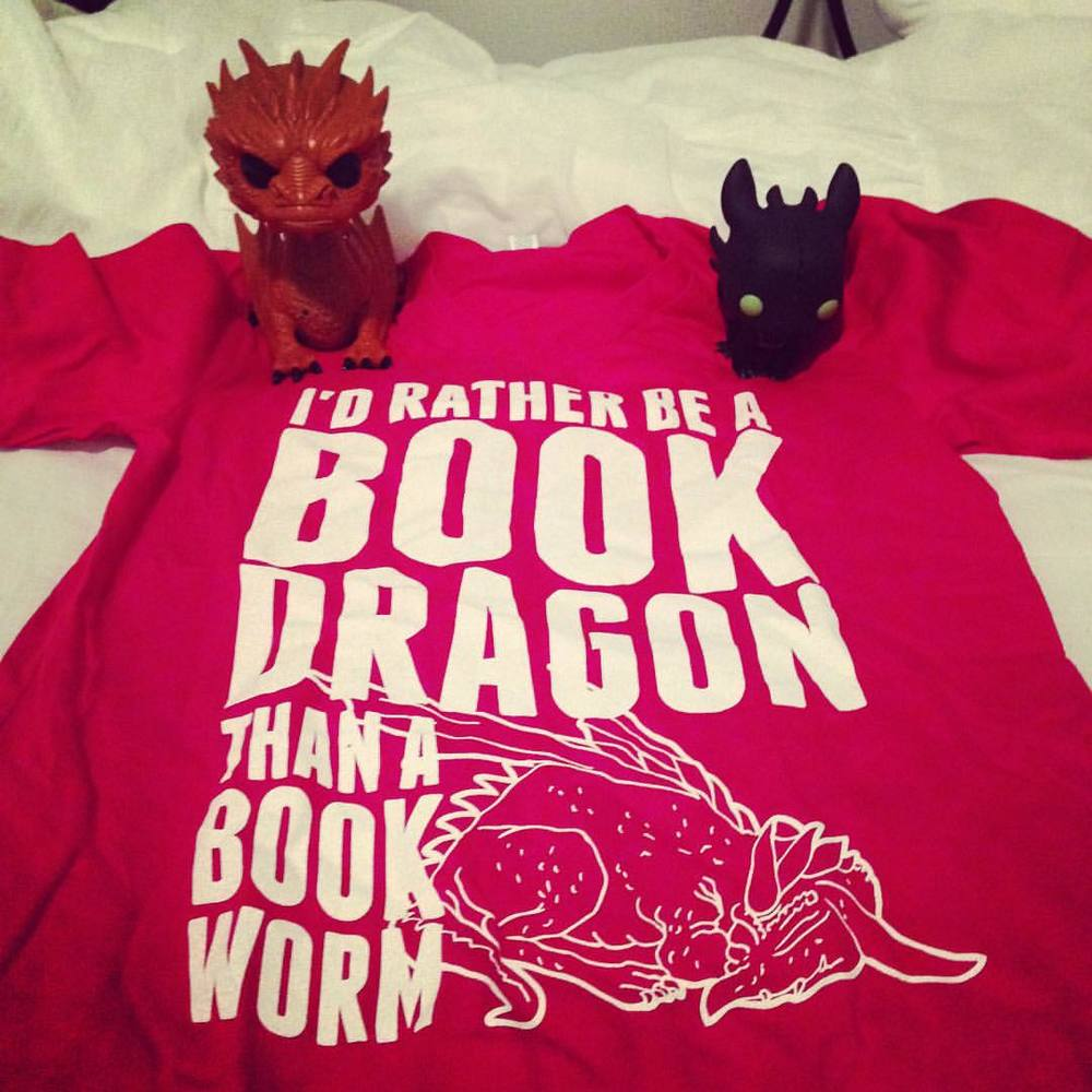shaelit: Yisssssss. #dragon #newthreads Totally. A.M.