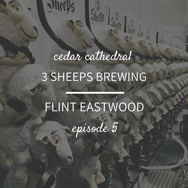 Check out our new episode, starring @3sheepsbrewing and @flinteastwood #greatlakescraftradio