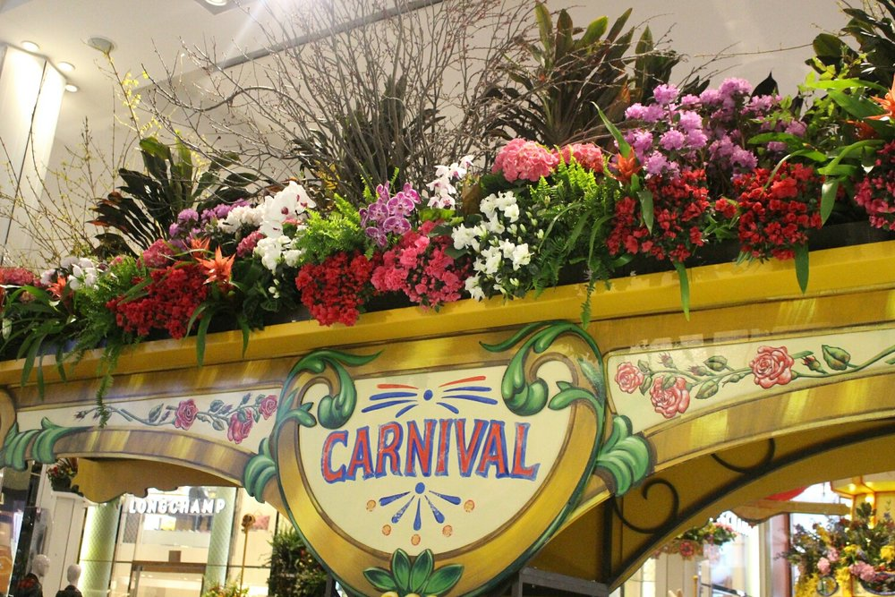 This years theme is CARNIVAL!