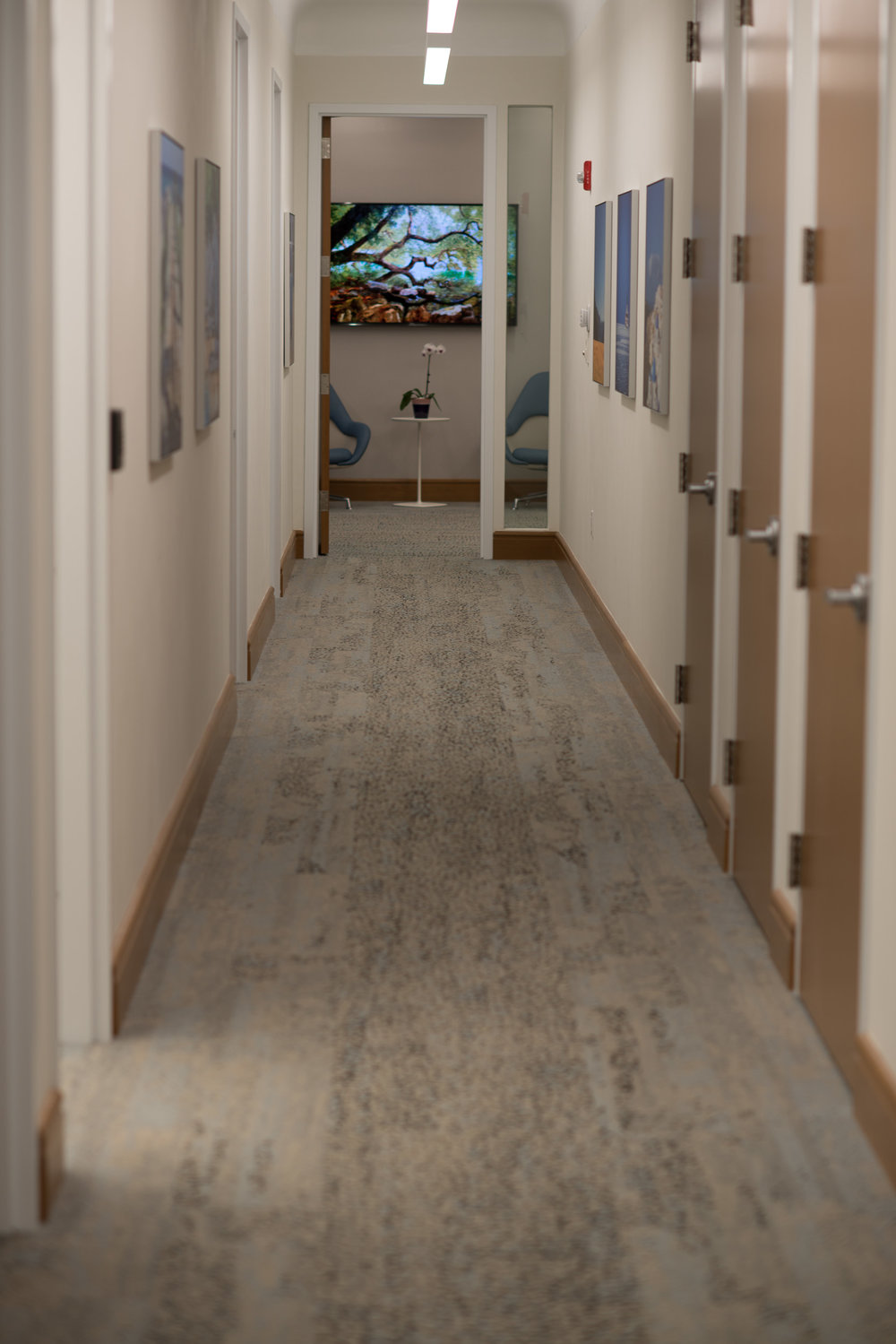 Stunning Finish Details in the Common Areas