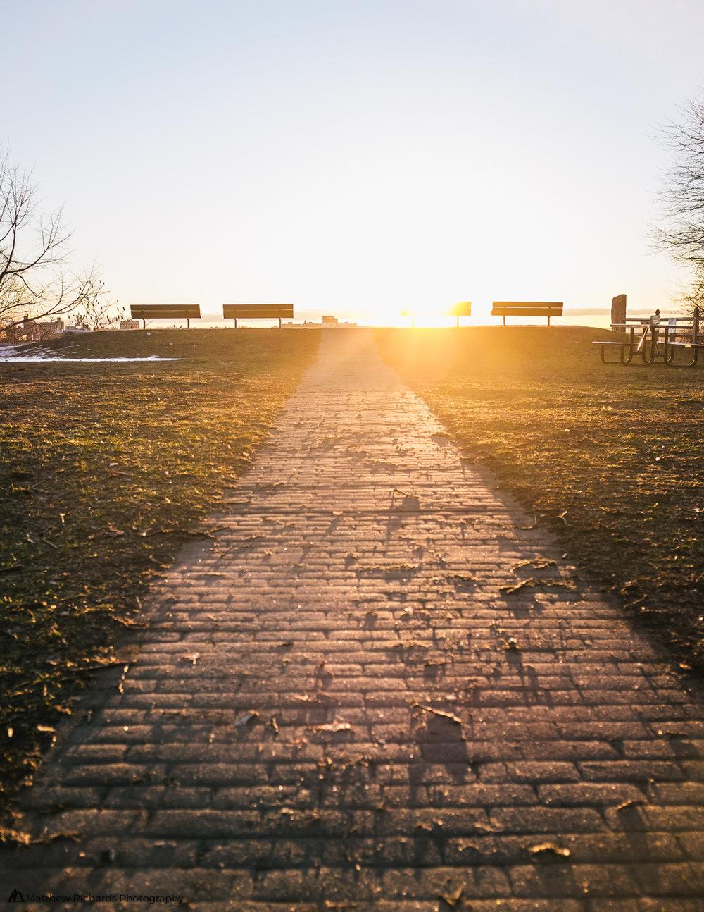 Portland Fort Sumner Park