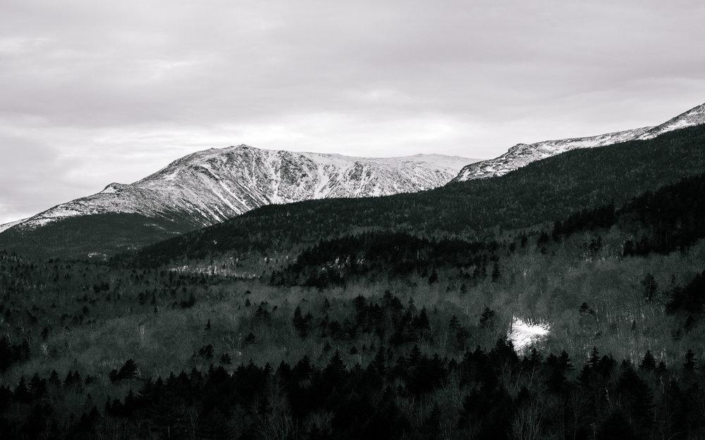 white mountains adventure