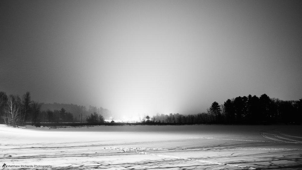Sebago Lake - Raymond Maine