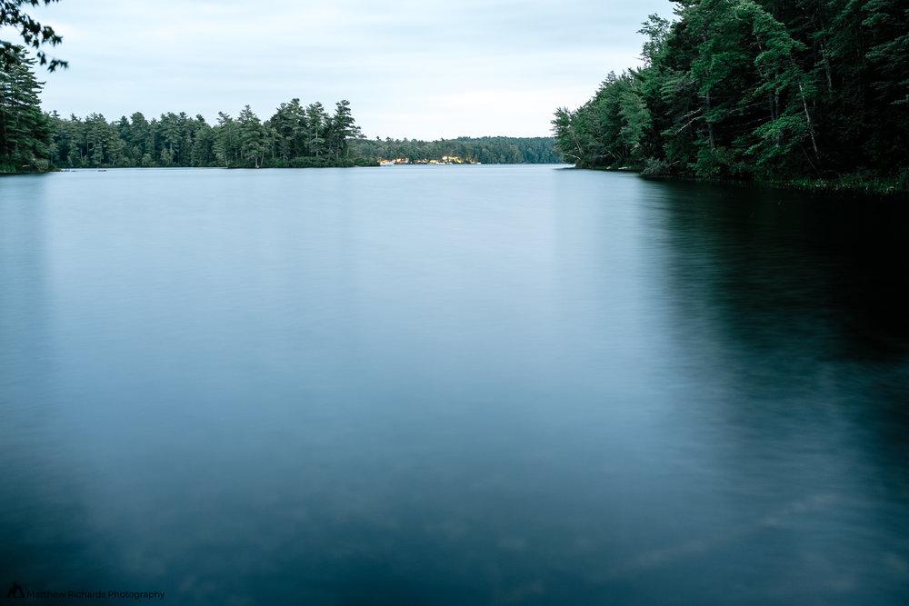 Trickey Pond