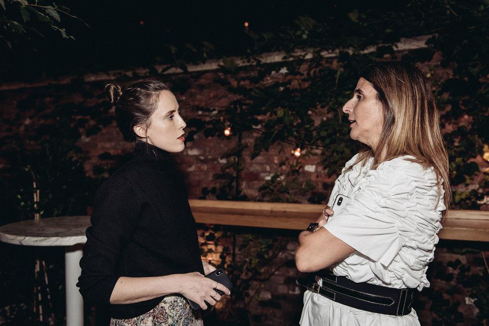 Verena Smit e Andrea d'Andrea / Photo: Fernando Godoy