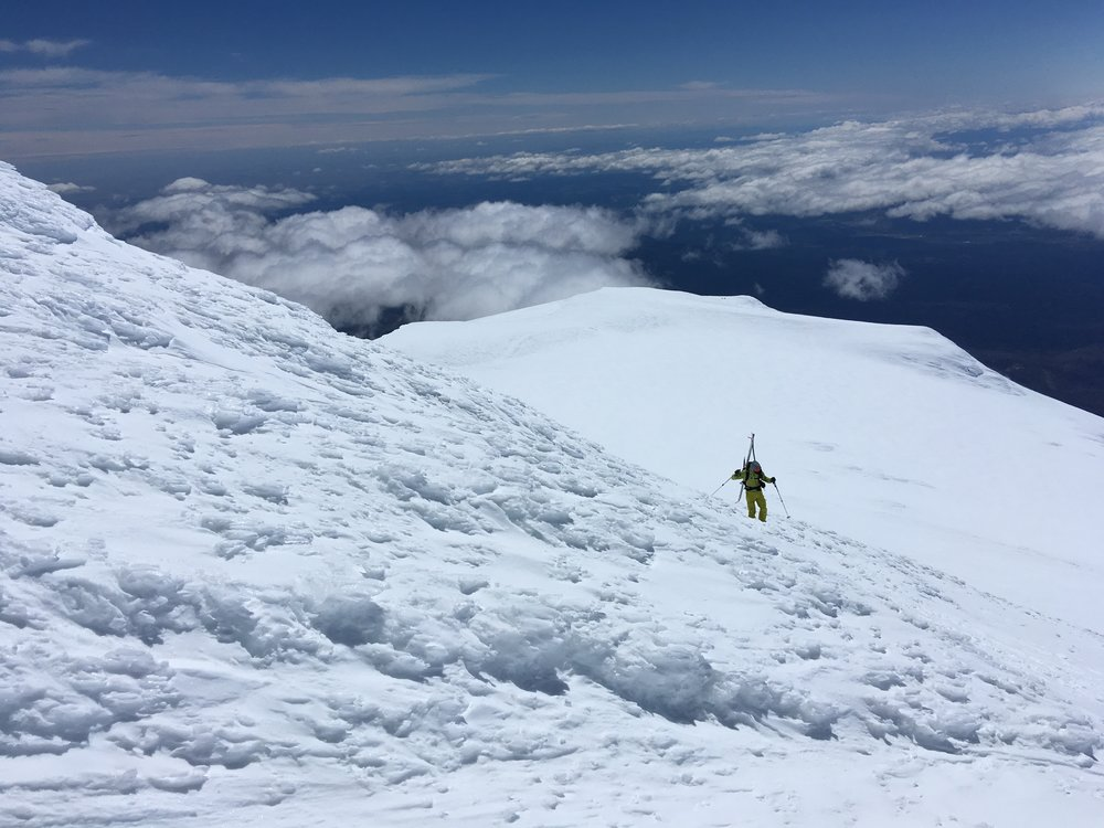 Mt. Adams, photo: Ryan Minton