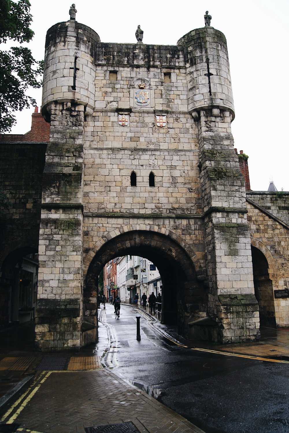 One of the Gatehouses of York