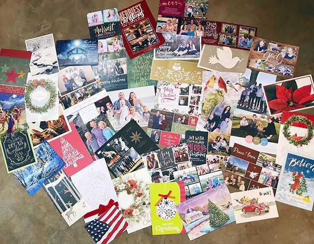 It may be more than two weeks into the New Year, but we are feeling the Christmas love!! Thank you to everyone who sent us a card and/or a care package. It helps us feel a little closer to home, especially when we have been feeling a little more homesick during the holidays. ❤️ We love seeing your faces and hearing how you're doing. Such a blessing. Love and prayers for each of you! ❤️