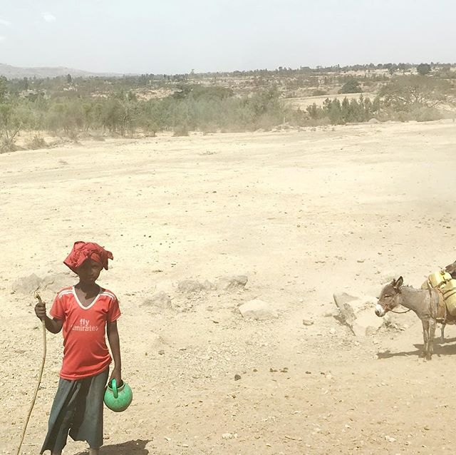 Pray for Ethiopia. It is a divided nation, and we pray for the love of Christ to be shown here.  You can read the latest news of the country here: https://www.google.com/amp/s/www.bbc.co.uk/news/amp/world-africa-43091248 We are in a region pretty far removed from the action, but the entire country is affected. God has given us great peace here, we trust His plans for us, and we continue to pray for His wisdom. Please pray with us. That His love and light would be poured out on this place just as we pray for rain to quench the parched, dry ground. ❤️