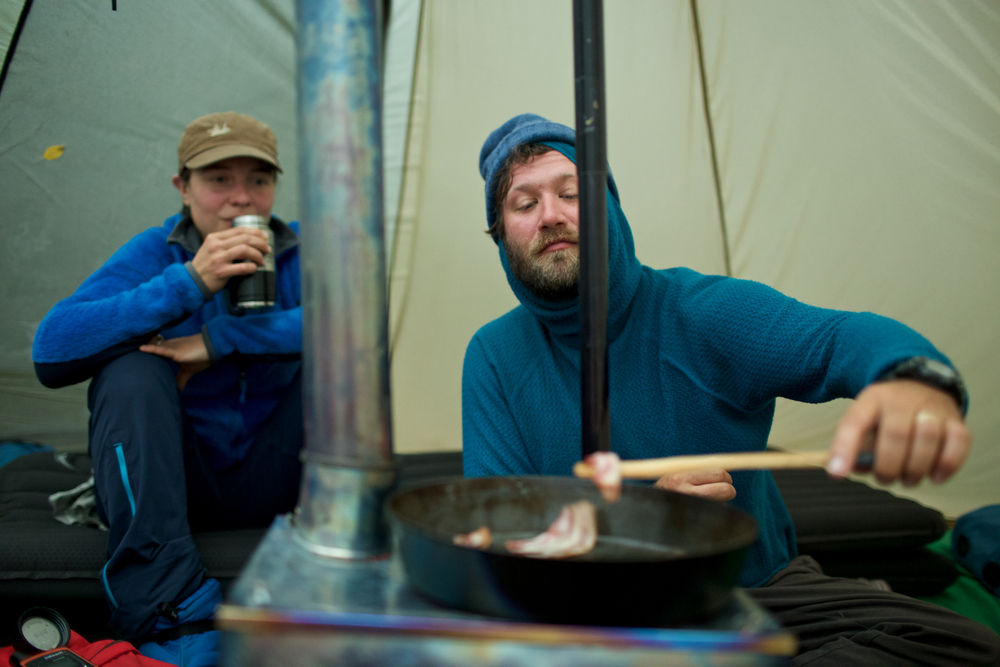 Dave Freeman: Wilderness guide, environmental activist, bacon flipper extraordinaire.