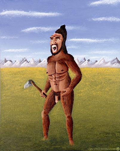 Parashurama Homo erectus