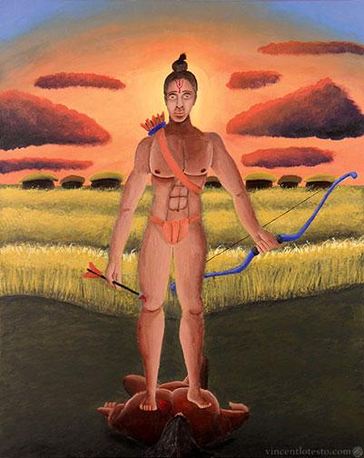 Rama Homo sapiens