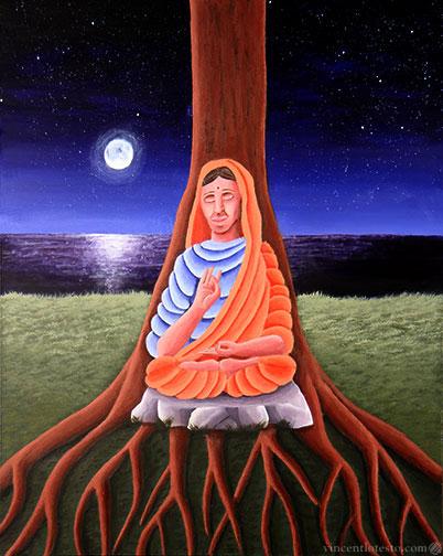 Buddha Homo sapiens