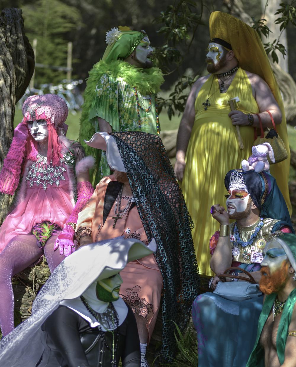 Grahame Perry - Sisters Gathering.jpg