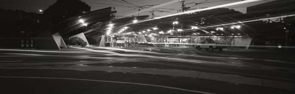 Wilton Wong, West Portal Station