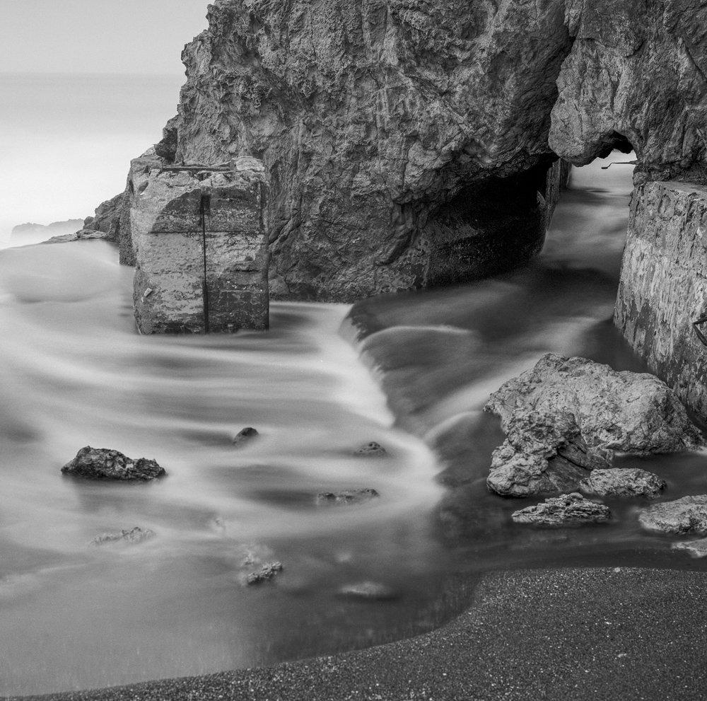 Wilton Wong, Land's End Cave