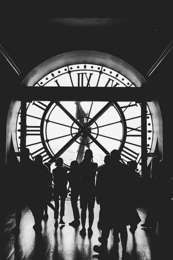 Orsė muziejus .   Museé d'Orsay.
