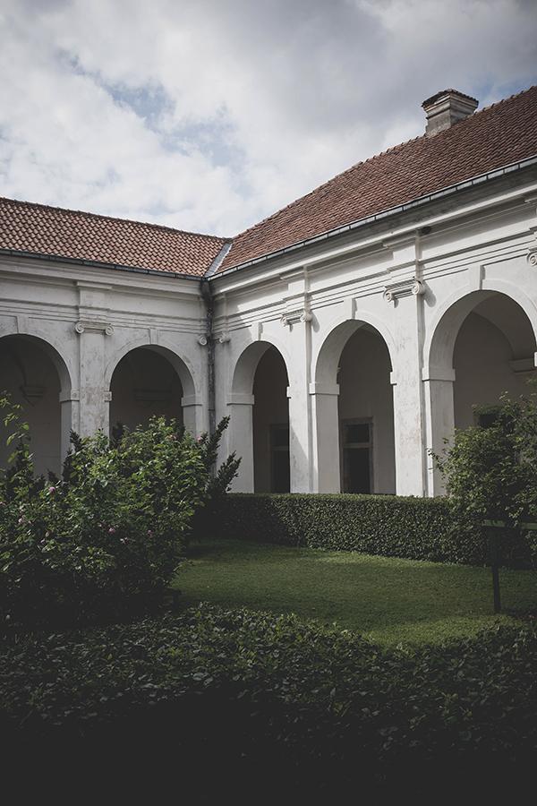 Pažaislio vienuolynas.  Pazaislis Monastery.