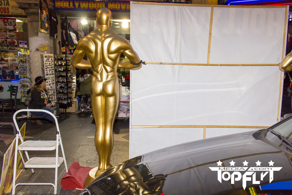 Oscar's Butt