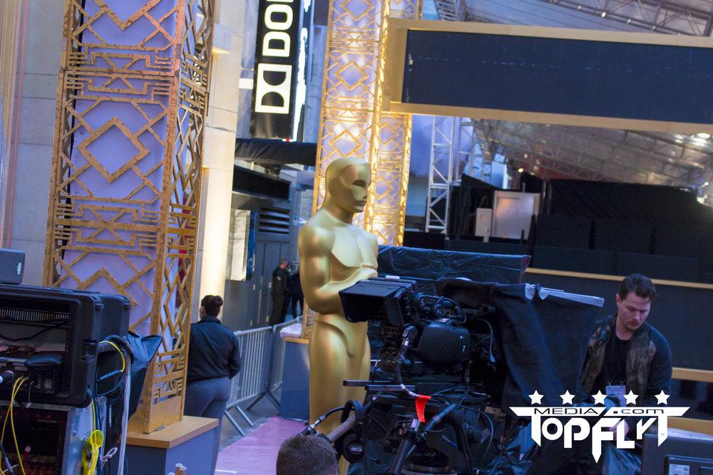 2017 Oscars Preparation
