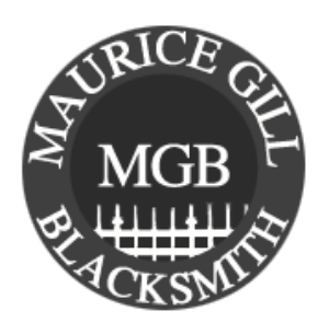 Maurice Gill Blacksmith
