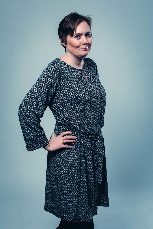 VALERIE VAN OSSEL   Office Manager