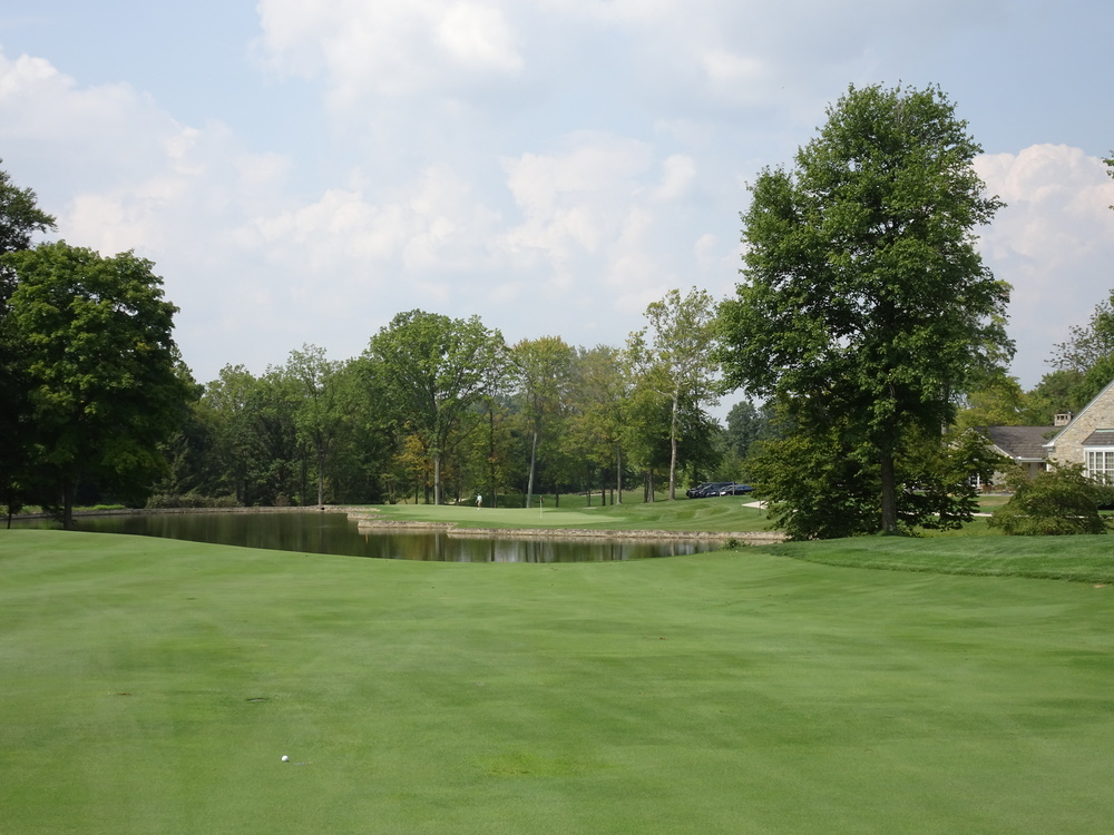 The Golf Club, #18