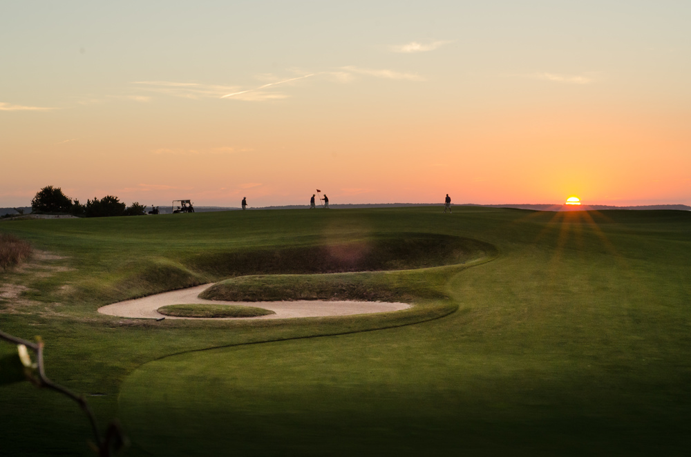 National Golf Links of America, 18th