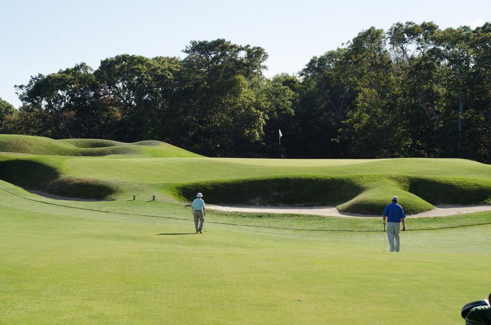 National Golf Links of America #8