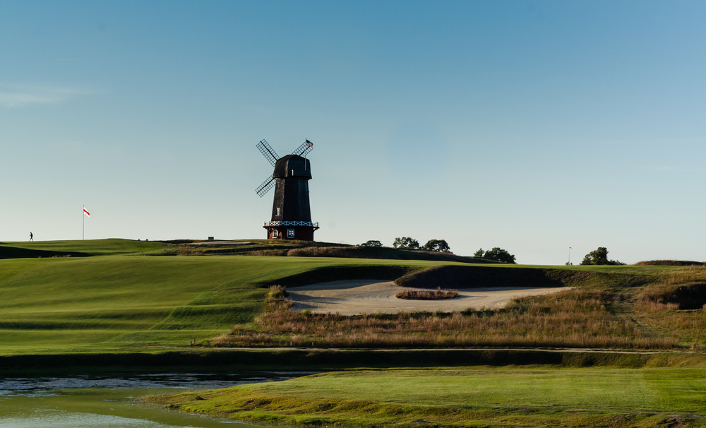 National Golf Links of America #16
