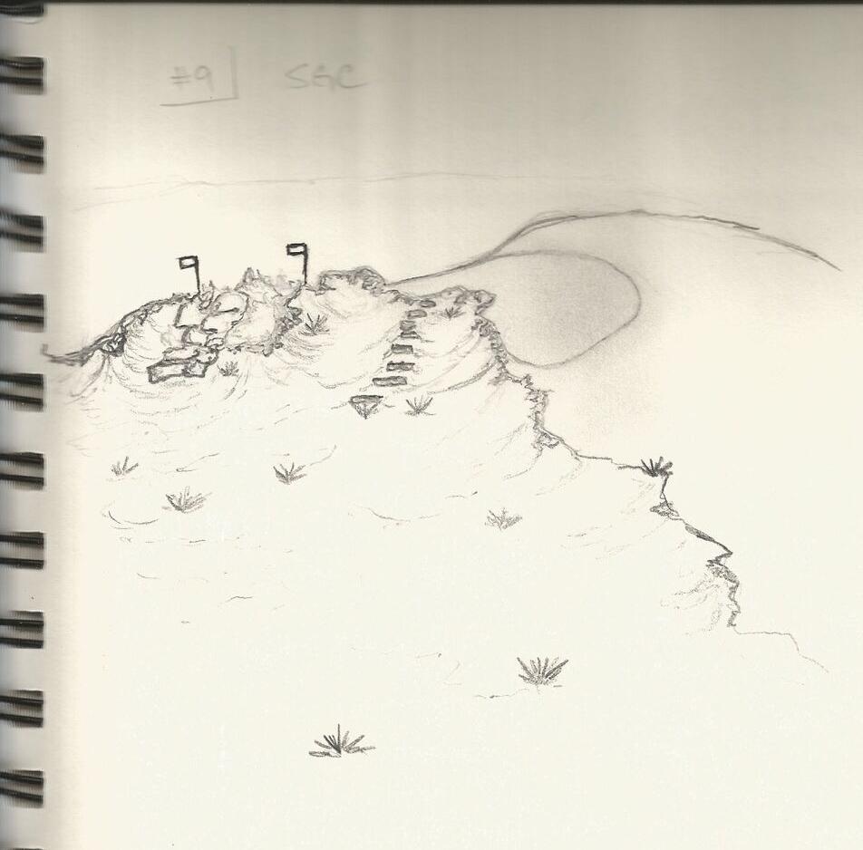 Rob Collins' Redan Sketch