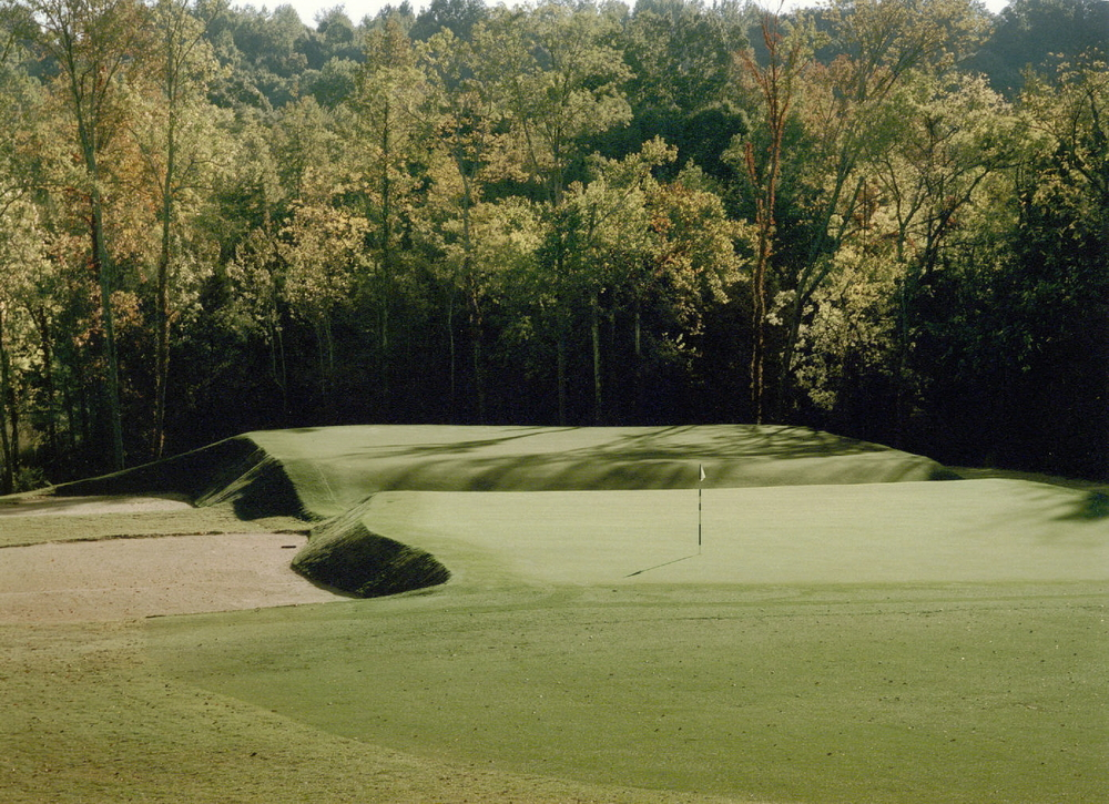The 17th at Black Creek Club. Photo Credit:  Black Creek Clu b.