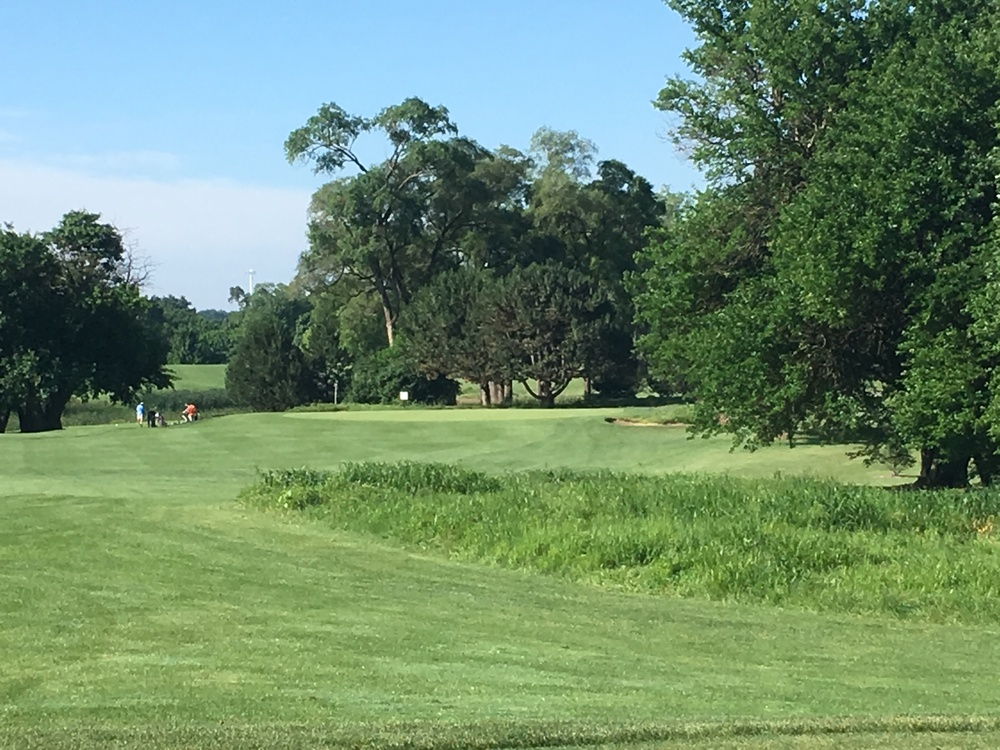 The contours remain at Macdonald's first design, now Downers Grove Golf Club.