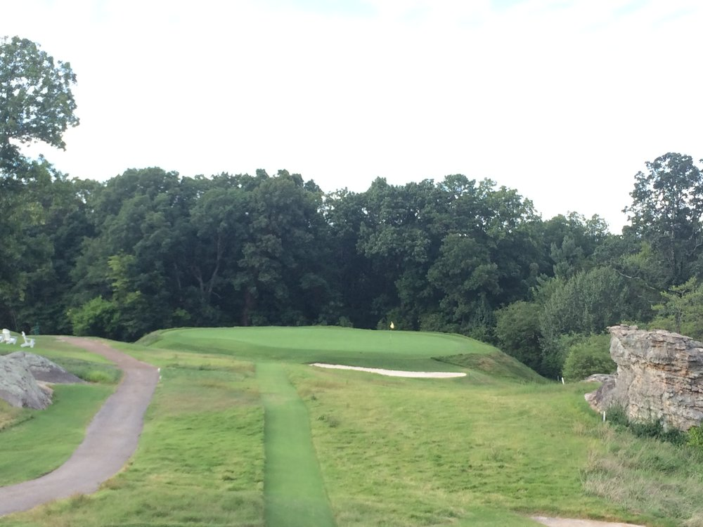 The 6th hole at Lookout Mountain. Photo Credit: Dillon Mays